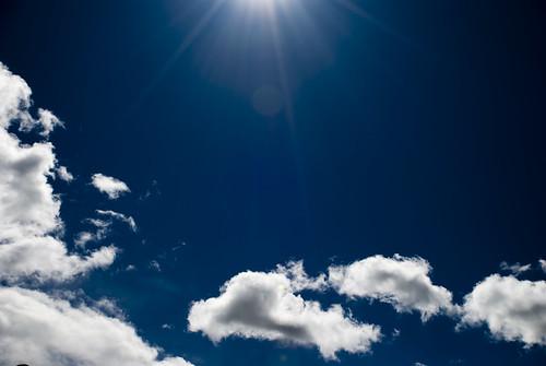 フリー画像| 自然風景| 空の風景| 雲の風景| 太陽光線|       フリー素材|