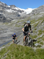 Short and Sharp (cris.bloomfield) Tags: trip alps ride eiger 2007 inaugural sanction