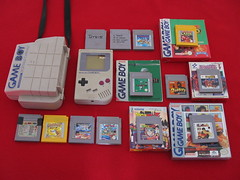 Game boy Collection, 16 years (Felipem) Tags: stone bag nintendo mario games collection pokemon whatsinyourbag gameboy motocross whatsinmybag tetris dragonball ultraman sentimental cartridge supermario wario dragonslayer castlevania cartucho donkeykongland supermarioland mysticquest fistofthenorthstar portablecarryall pidream