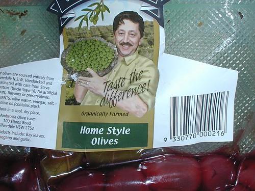 Olive Label