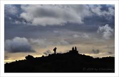 Easter Island (HaukeSteinberg.com) Tags: chile sunset sea sky southamerica canon polynesia evening coast pacific sigma pacificocean 1770 easterisland rapanui isladepascua osterinsel 400d easterislandgallery