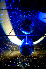 Disco Angel (www.julkastro.co) Tags: city blue light urban art texture luz sign azul contrast photo high colombia foto photographer arte shot expo image performance professional bleu stop contraste pro create fotografia journalism interact aguamarina tonos julkastro juliancastro wwwjulkastroco julkastrohotmailcom