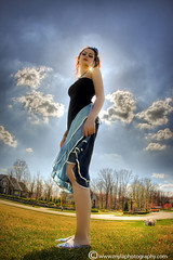 (mylaphotography) Tags: sun pose spring pretty wideangle bluesky flare rays sunrays 15mm hdr rahislightroompreset