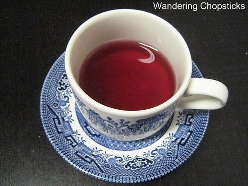 Jamaica/Hibiscus Tea 5