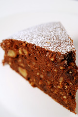 Chocolate and Hazelnut Cake© by Haalo