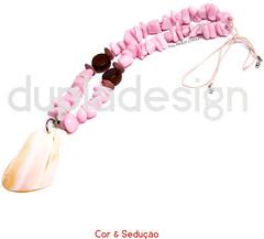 CL 084 (dupla C&D design) Tags: fashion design natureza moda artesanato artesanal cermica coco mo