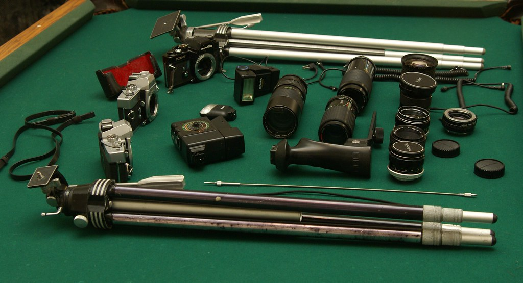 for sale minolta MF kit