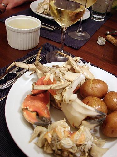 Dinner:  June 7, 2008