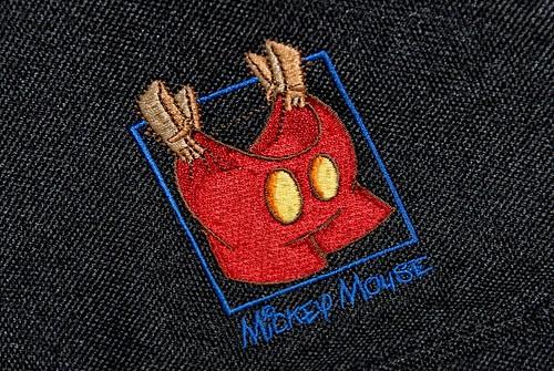 borsa Mickey Mouse - dettaglio rit