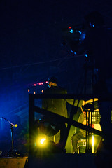 Mr. Ayub,The  Music Director (SUKMA XII 2008, Terengganu) (Fadzly @ Shutterhack) Tags: travel light shadow vacation portrait people musician music holiday hot sports nature silhouette night d50 dark asian concert movement nikon asia artist nightshot action bokeh stadium low band noflash human malaysia orchestra tropical tropic kuala liveband nikkor director 2008 xii asean terengganu openingnight equator humid mys mensen sukan     maleisi rtm 85mmf18d  sukma mennesker  sessionist sooc nikonstunninggallery shutterhack sultanmizan nikonnikkorafnikkor85mmf18d