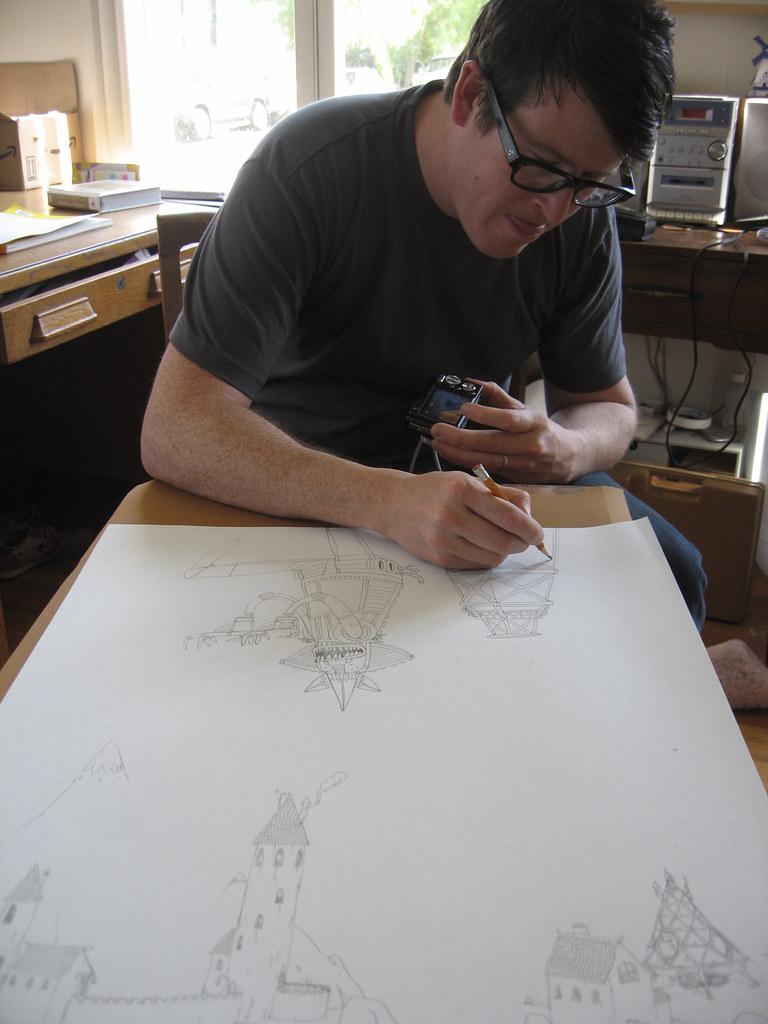 Ferris Drawing