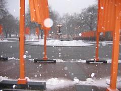 Gates CH (alex_a_yusko) Tags: 2005 nyc orange ny art gates centralpark manhattan northamerica newyorkstate ep christo thegates gatesmemory yusko exploringphotography alexayusko