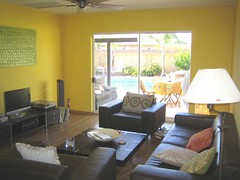 My New Phoenix House: Living Room (alist) Tags: arizona house phoenix move alist arcadia robison alicerobison ajrobison
