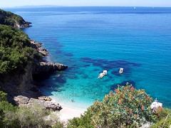Let's Swim (maksid) Tags: blue sea summer beach greece sivota ionian thesprotia