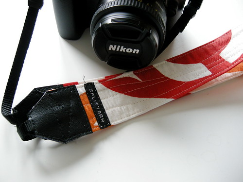 fancypants camera strap