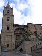 "Navarrete Church • <a style=""font-size:0.8em;"" href=""http://www.flickr.com/photos/48277923@N00/2620786845/"" target=""_blank"">View on Flickr</a>"