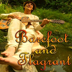 Barefoot And Flagrant.. (craigless64) Tags: life music art collage digital photoshop creativity design artist song unique album irony craig hop tune morrison quip cmor