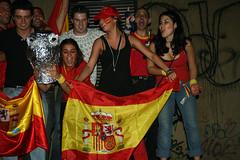 Spanische Fans III