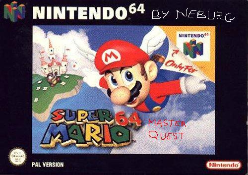 Como ya e echo en Forumdjinn aqui teneis mi Hack-Rom de Mario 64, Mario 64 Mater Quest...espero que lo disfruteis....(Link de Descarga Actualizado) 2627897698_058ac40d83