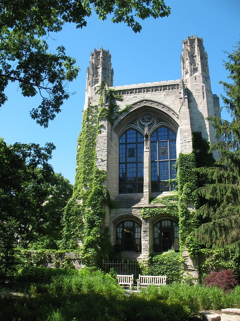 The Library at Northwestern