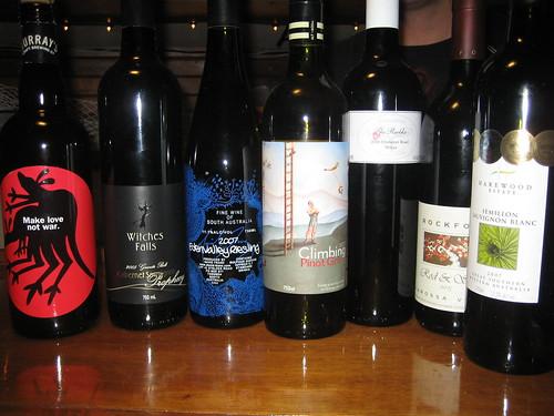 Aus wine
