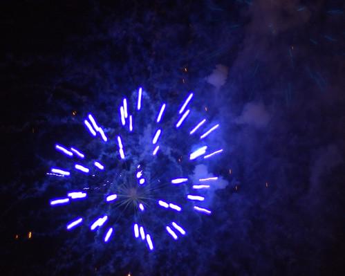 Hermann Park Fireworks 7