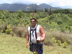 Hawaii 2008 Kauai Zip Line 19 (hoopcat97) Tags: zipline princeville