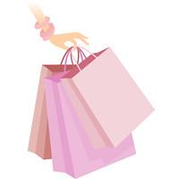 Shopaholic Sandy