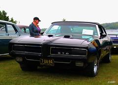 1969 Pontiac GTO convertible (kenmojr) Tags: auto 1969 car gm performance convertible transportation vehicle pontiac gto carshow musclecar generalmotors kenmo krm