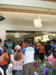 @ Apple Store