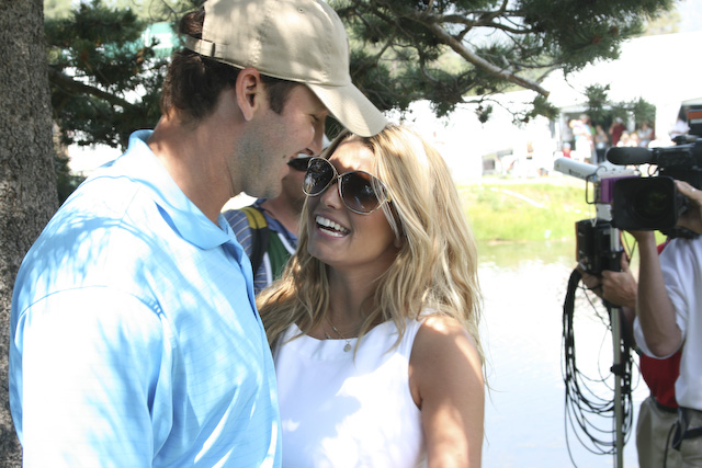 tony romo still dating jessica simpson New reports insinuate that tony romo was cheating on jessica simpson with natalie smith, even bringing the jessica look-alike to one of her shows.
