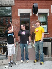 jay, josh, and drew 2 (alist) Tags: boston alist newburycomics joshuagreen alicerobison ajrobison jaylaird drewharry