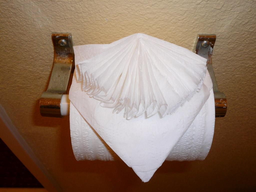 Vagabond Inn Toilet Paper