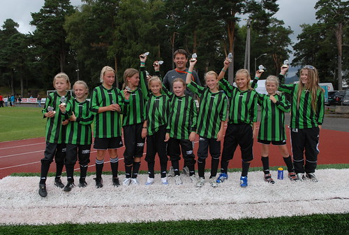 J 11 i Lyngdal Cup 2008