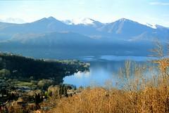 Lago d'Orta (1993) (alfiererosso) Tags:
