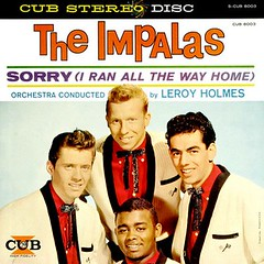 The Impalas (david haggard) Tags: music records vintage vinyl stereo albums posters lps