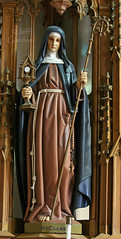 St. Clare of Assisi (*Jeff*) Tags: stclare assist assisi monstrance