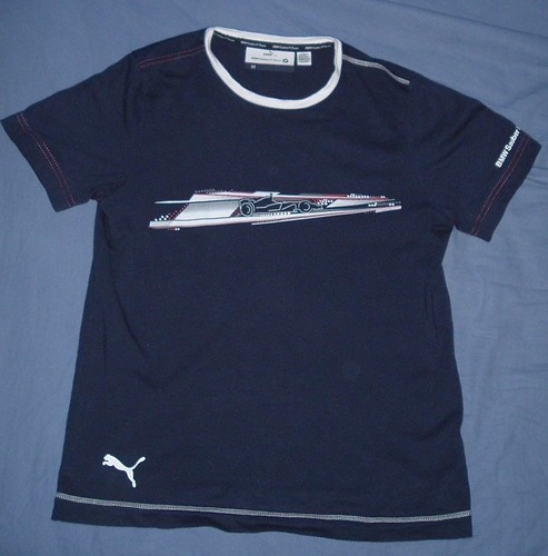 BMW Sauber t-shirt