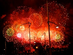 fireworks at Putrajaya (zzclef) Tags: