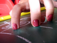 n is for nails on a chalkboard never bothered me... (mollykiely) Tags: n nails fingernails manicure chalkboard aas augustalphabet nailsonachalkboard