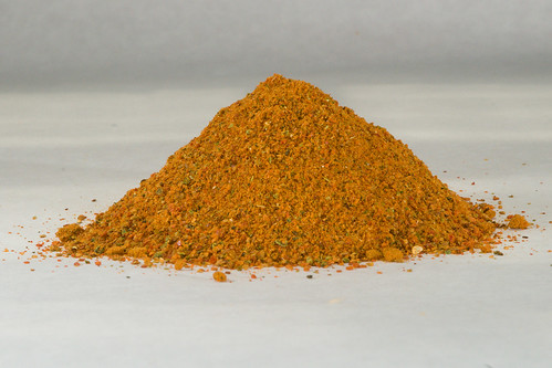 Fresh-ground chili powder