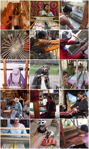 Weavers Around the World