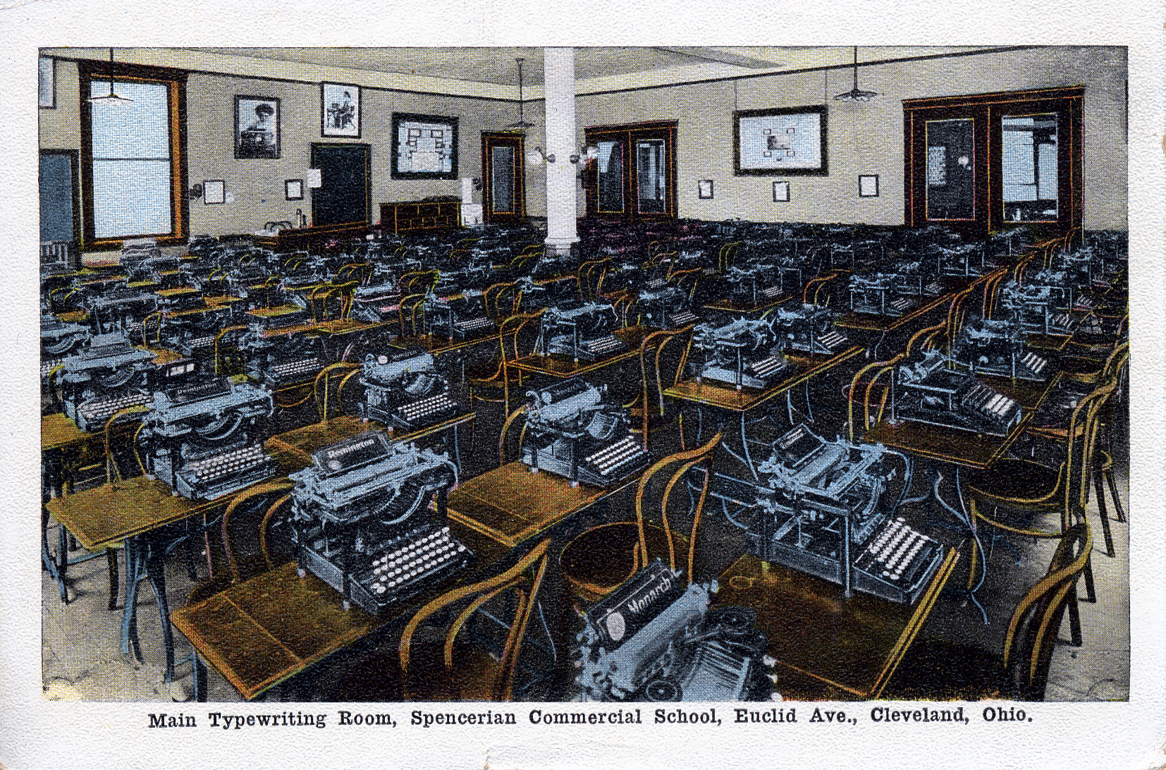 Typewriters, Classroom, Washington DC
