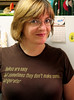 a haiku for esther (tamelyn) Tags: selfportrait me shirt self haiku awesome meme 365 refrigerator threadless tee day53 365days esther17 haikusareeasy butsometimestheydontmakesense 365year2 comejointhecult