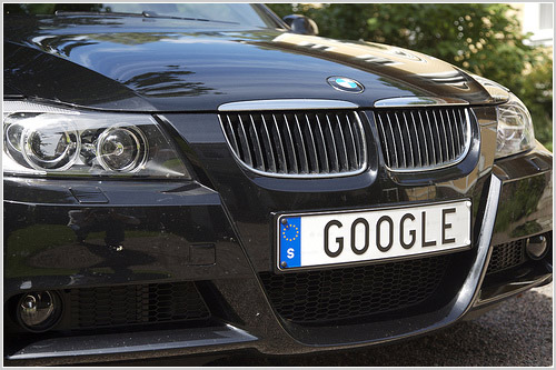 23 awesome license plates for computer geeks - Pingdom Royal