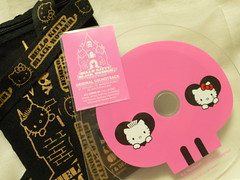 Hello Kitty Black Wonder
