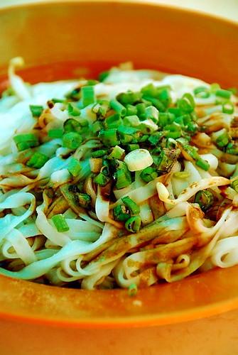 Dry Flat Noodles