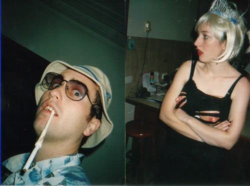 Hunter S. Thompson Courtney Love