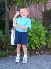 CMKs *1ST* Day of Preschool