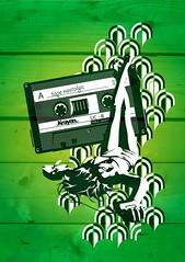 tape nostalgic (.krayon) Tags: vectorart tape nostalgic krayonstyle